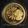 Münzen Samoa. Monarchie parlementaire. 1 dollars 2010. (PTL 999,9‰. ,05 g)