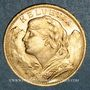 Münzen Suisse. Confédération. 20 francs Vreneli 1926B. (PTL 900‰. 6,45 g).  50.000 ex !