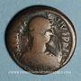 Münzen Empire byzantin. Anastase (491-518). Follis. Nicomédie, 507-512