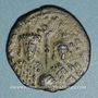 Münzen Empire byzantin. Constantin VII (913-959) et Romain II (945-959). Follis. Constantinople, 945-959