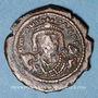 Münzen Empire byzantin. Maurice Tibère (582-602). Décanoummion. Antioche, 589-590