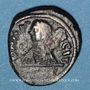 Münzen Empire byzantin. Maurice Tibère (582-602). Décanoummion. Carthage, 587/588 ou 602