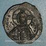 Münzen Empire byzantin. Monnayage anonyme attribué à Basile II et Constantin VIII. Follis, classe A3