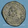 Münzen Empire byzantin. Romain I (920-944). Follis. Constantinople (931-944)