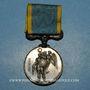 Münzen Grande Bretagne. Médaille de Crimée. Signée Wyon