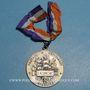 Münzen Médaille de l'Alliance Syndicale du Commerce et de l'Industrie. Bronze argenté