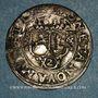 Münzen Alsace. Abbaye de Murbach et Lure.Léopold Guillaume (1626-1662). 2 batz 1631. Guebwiller