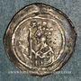 Münzen Alsace. Abbaye de Seltz. Obole, vers 1170-1190