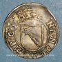 Münzen Alsace. Colmar. 3 kreuzers n. d., à la titulature de Rodolphe II (1576-1612)