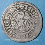 Münzen Alsace. Colmar. Doppelvierer. Type sans écusson (16e siècle)