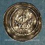 Münzen Alsace. Evêché de Strasbourg. Epoque des Hohenstaufen (1138-1284). Denier. Strasbourg vers 1170-1190