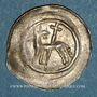 Münzen Alsace. Evêché de Strasbourg. Epoque des Hohenstaufen (1138-1284). Denier vers 1230-50