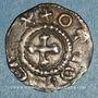 Münzen Alsace. Evêché de Strasbourg. Otto III, roi (983-996). Denier