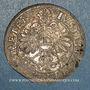 Münzen Alsace. Haguenau. Dicken frappé pendant la Kipperzeit (1621-1623)