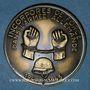 Münzen Alsace. Incorporés de force dans l'armée allemande 1942-1945 (1992). Médaille en bronze. 42,11 mm