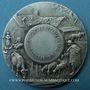 Münzen Alsace. Office agricole départemental du Bas-Rhin. Médaille bronze argenté. Par P. Grandhomme