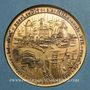 Münzen Alsace. Strasbourg. Bimillénaire. 1988. Médaille bronze. 60 mm