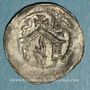 Münzen Alsace. Strasbourg. Evêché. Kuno (1100-1123). Obole. INEDIT !!