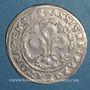 Münzen Alsace. Strasbourg. Municipalité (16e - 17e siècle). Groschen (= 12 deniers)