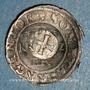 Münzen Alsace. Strasbourg. Municipalité. 2 kreuzers (1623-1640) contremarqué. R !