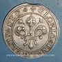 Münzen Alsace. Strasbourg. Municipalité. Dicken (vers 1613-1621)
