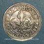 Münzen Alsace. Strasbourg. Municipalité. Dreibaetzner (= 12 kreuzers), 1623-1640
