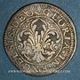 Münzen Alsace. Strasbourg. Municipalité. Dreibaetzner (= 12 kreuzers) (1640-1658)