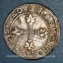 Münzen Alsace. Strasbourg. Municipalité. Dreibaetzner (1615-21)