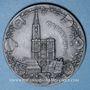 Münzen Alsace. Surveillance du territoire allemand à la frontière des Vosges 1914-1917. Médaille zinc