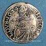 Münzen Alsace. Thann. 2 batz 1624