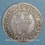 Münzen Alsace. Wissembourg. Rahtsgeld 1627 au nom de Ferdinand II