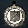 Münzen Colmar. Cavalcade au profit des pauvres. 1885. Etain. 30 mm, avec œillet