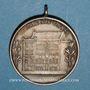 Münzen Colmar. Inauguration de la Maison du Commerce. 1902. Argent mat. 29,16 mm