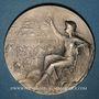 Münzen Direction de l'Agriculture d'Alsace et Lorraine. Argent. 40,23 mm
