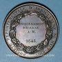 Münzen Ht-Rhin. Société départementale d'agriculture du Haut-Rhin – Prix d'encouragement. Bronze. 36,74 mm