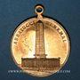 Münzen Huningue. Tournoi de gymnastique. 1907. Bronze. 28,72 mm, avec son œillet