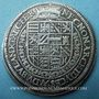 Münzen Landgraviat d'Alsace. Ensisheim. Rodolphe II (1602-1612). Taler 1607