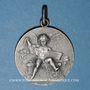 Münzen Libération de l'Alsace et de la Lorraine. 1918. Médaille argent