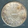 Münzen Autriche. République. 1 schilling 1924