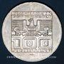 Münzen Autriche. République. 100 schilling 1975. 50e anniversaire du schilling