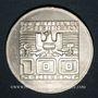 Münzen Autriche. République. 100 schilling 1975. Constitution