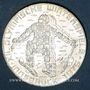 Münzen Autriche. République. 100 schilling (1975). Jeux olympiques d'hiver d'Innsbruck. Skieur - Aigle