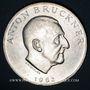 Münzen Autriche. République. 25 schilling 1962. Bruckner