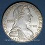 Münzen Autriche. République. 25 schilling 1967. Marie-Thérèse