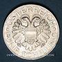 Münzen Autriche. République. 5 schilling 1935. Mariazell