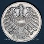 Münzen Autriche. République. 5 schilling 1952