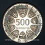 Münzen Autriche. République. 500 schilling 1981. Verduner Altar