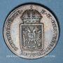 Münzen Autriche. Révolution (1848-1849). 2 kreuzer 1848A
