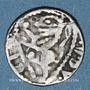 Münzen Belgique. Brabant. Henri II (1235-1248) ou Henri III (1248-1261). Denier