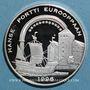 Münzen Finlande. 20 écu 1996. (PTL 925/1000. 24 g)